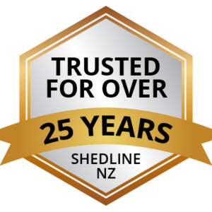 Shedline Whangarei - Trusted for over 25 years.