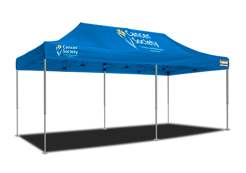 Deluxe Instant Marquee - Cancer Society