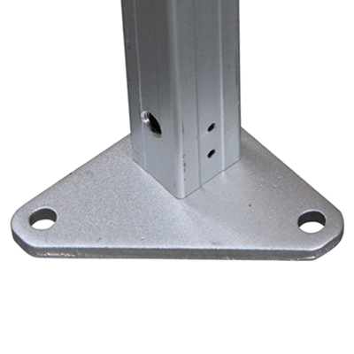 Robust Foot Plate
