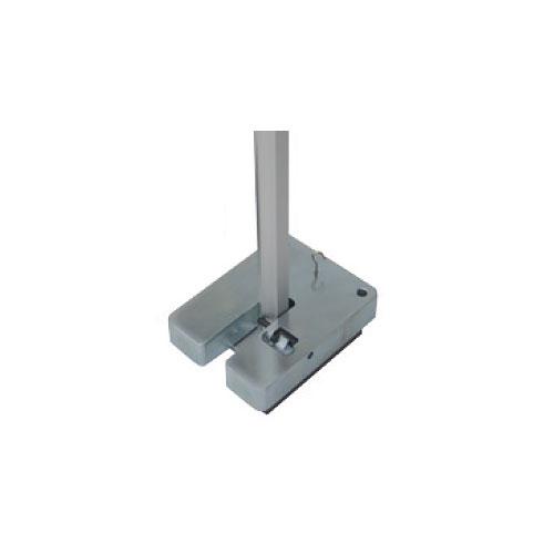 Steel Footplate Anchoring Weight
