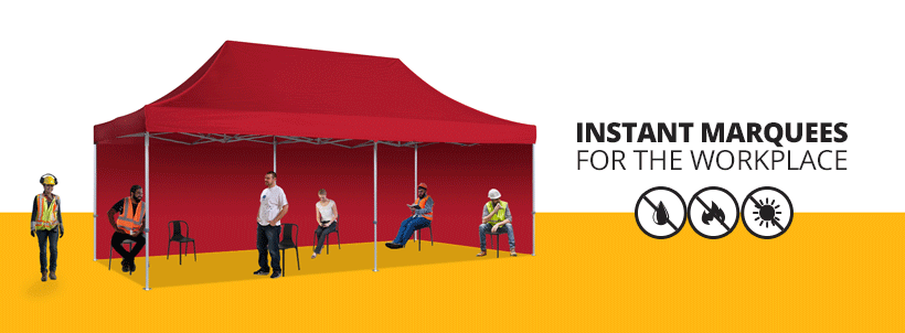 Workplace marquees