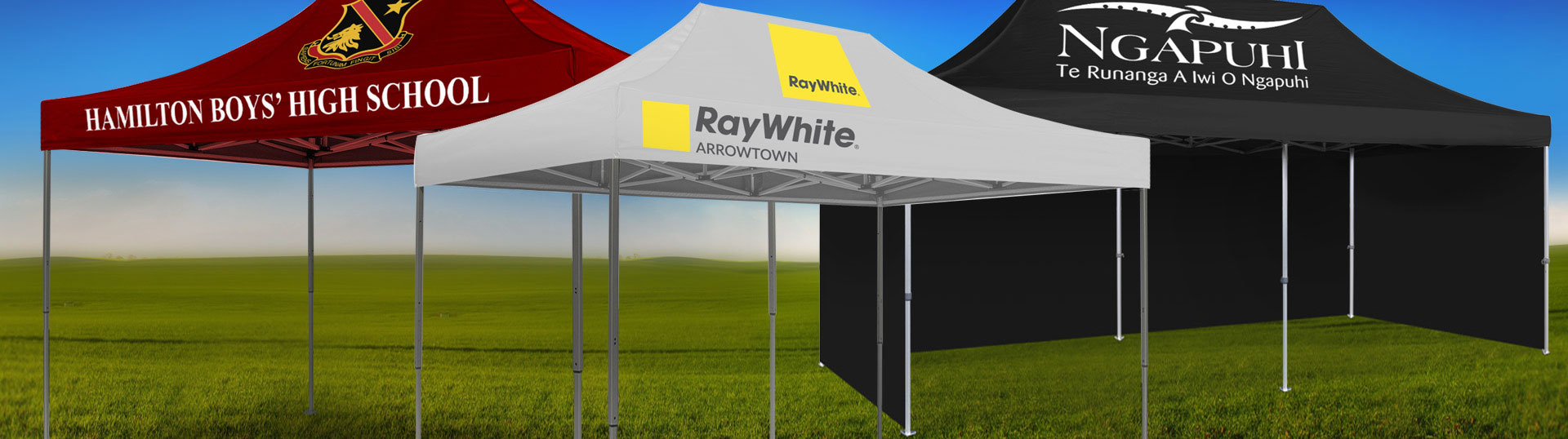 Shedline Instant Marquees